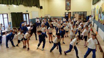Active School Week: Hip Hop