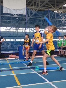 Indoor Athletics All Ireland Final